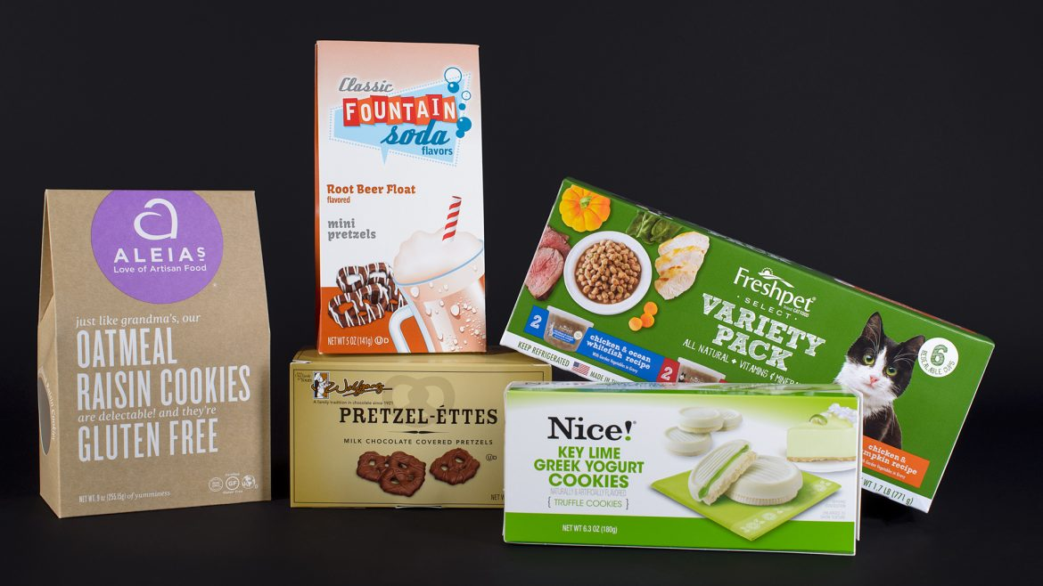 We'll help you select the right paperboard for your consumer packaging needs